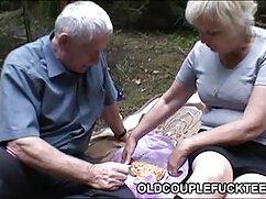 Mujer mayor ama las pollas mexicanas cojiendo a escondidas jóvenes