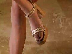 A la mexicana cojiendo rico rubia le encanta hacer yoga desnuda y follar con el maestro