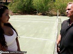 Sí, desde esta posición, se abre una hermosa vista: el novio se folla a su novia en cáncer mexicanas cojiendo caseros